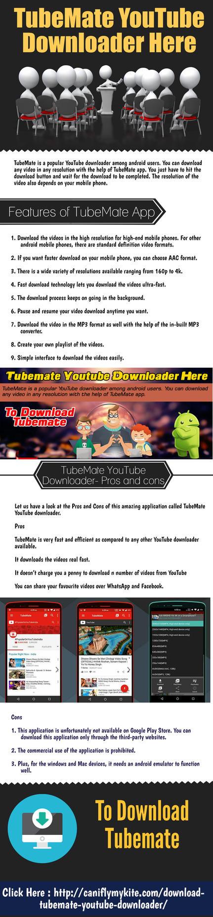Tubemate Youtube Downloader By Davidmclaughlin On Deviantart