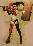 Harley Quinn - Hit it