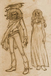 Justice and Etta
