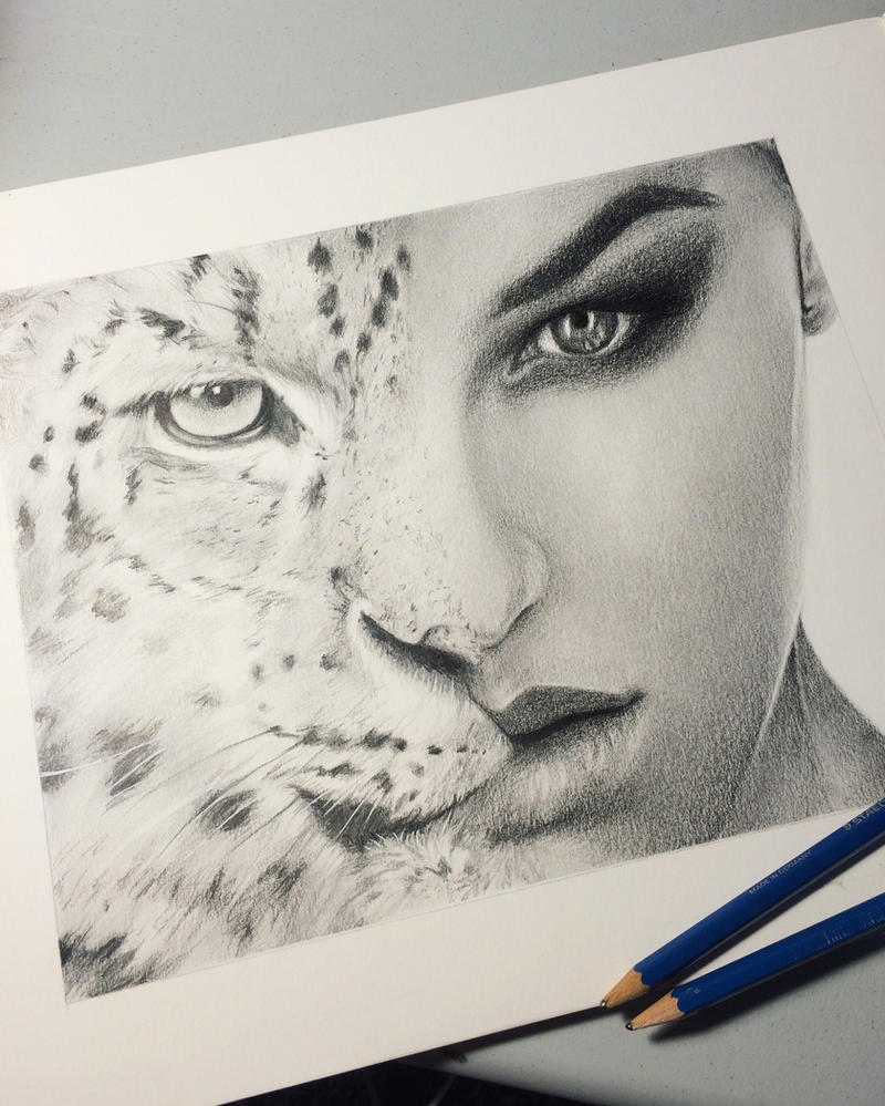 Wild Soul by ArtByOlivia