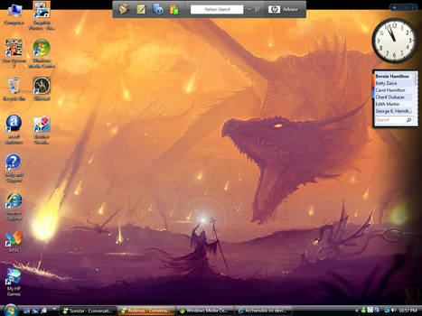 Dragon Desktop