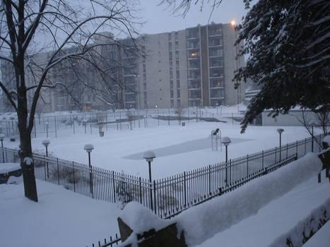 December 09 Snow Storm
