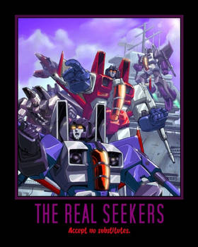 The Real Seekers