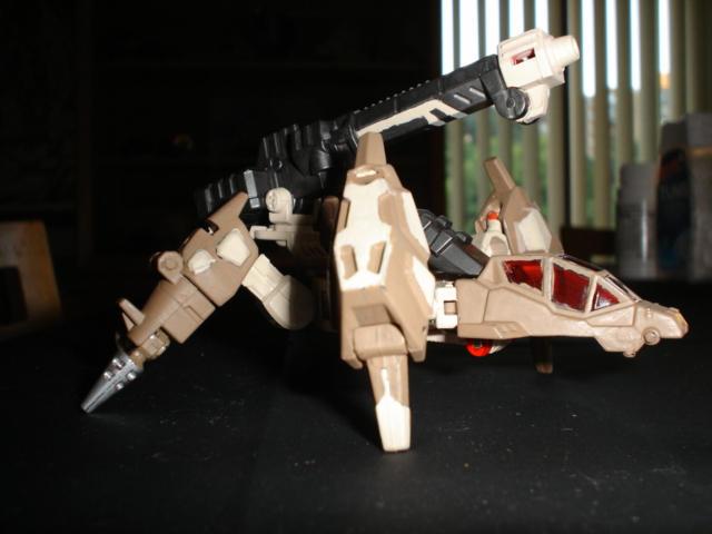 Venomstrike - Vehicle Mode by Archanubis