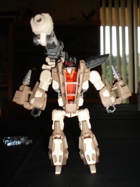Vemonstrike - Robot Mode by Archanubis