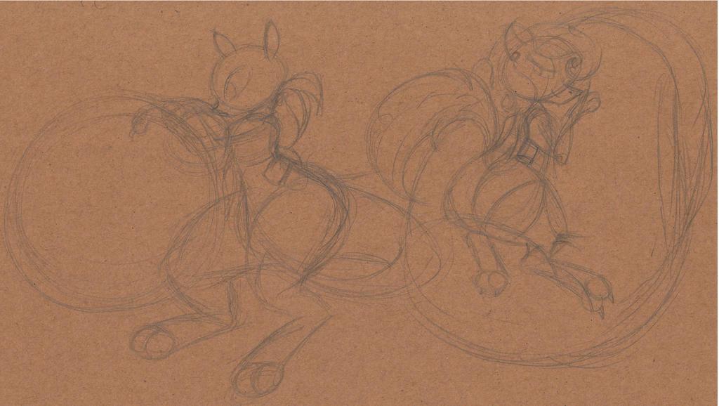 19-inktober-sketch-overblow by Retl