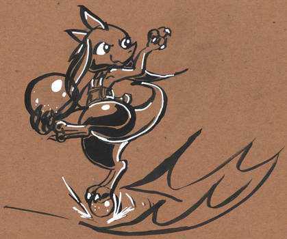 23-inktober-inked-Pierce by Retl
