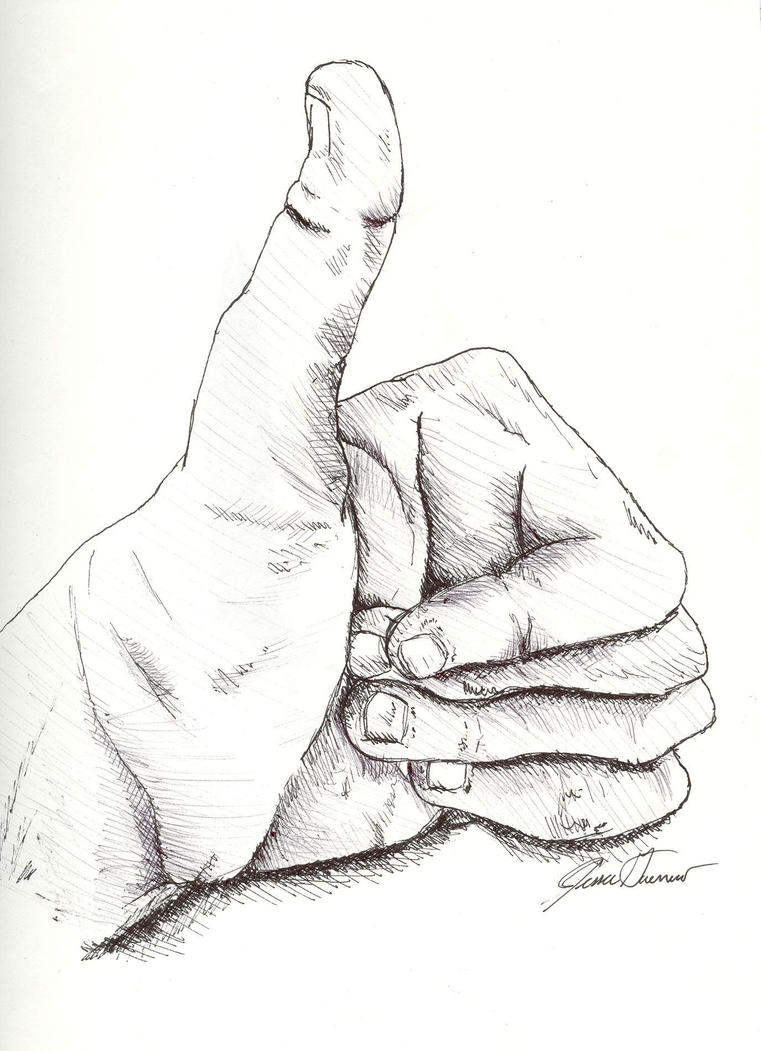 Hand II by Mrknownothing
