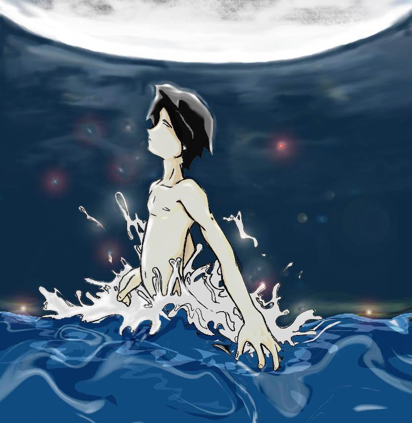 Splash by Mrknownothing