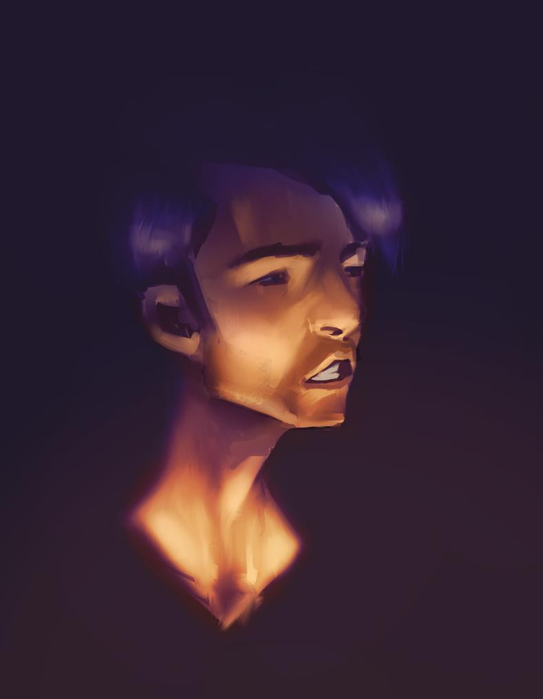 Portrait by SchifferNull