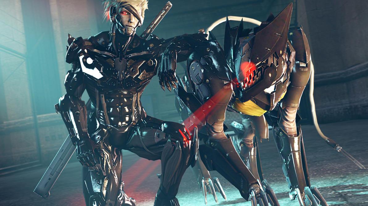 A Cyborg's best friend. by Pindakees