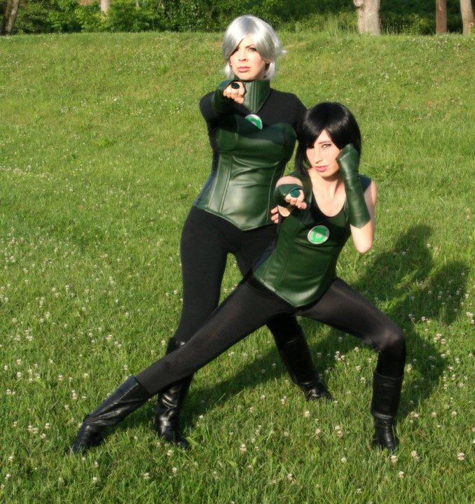 Green Lantern, Duo by Hotaru1