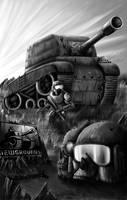 Tankmen by TheNekow