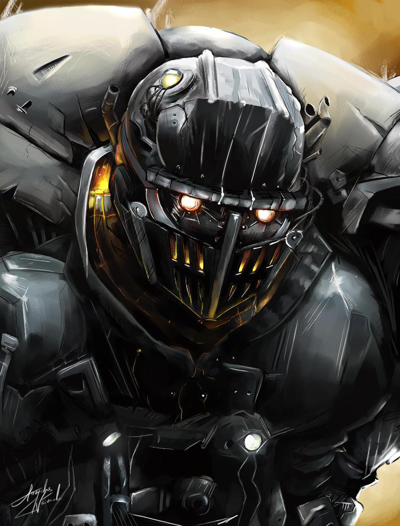 Big Bad Bot by TheNekow