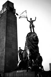 The Egyptian Revolution. 01 by xBassxHarmingx