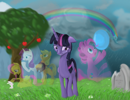 Twilight Transcended by Rixnane