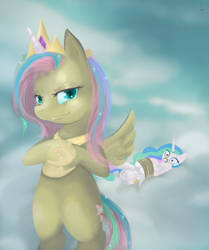 Fluttershy Takes Over