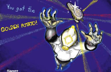 Excalibur Prime Potato Airbrush Contest