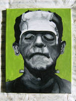Frankenstein -For Sale- by Amouse