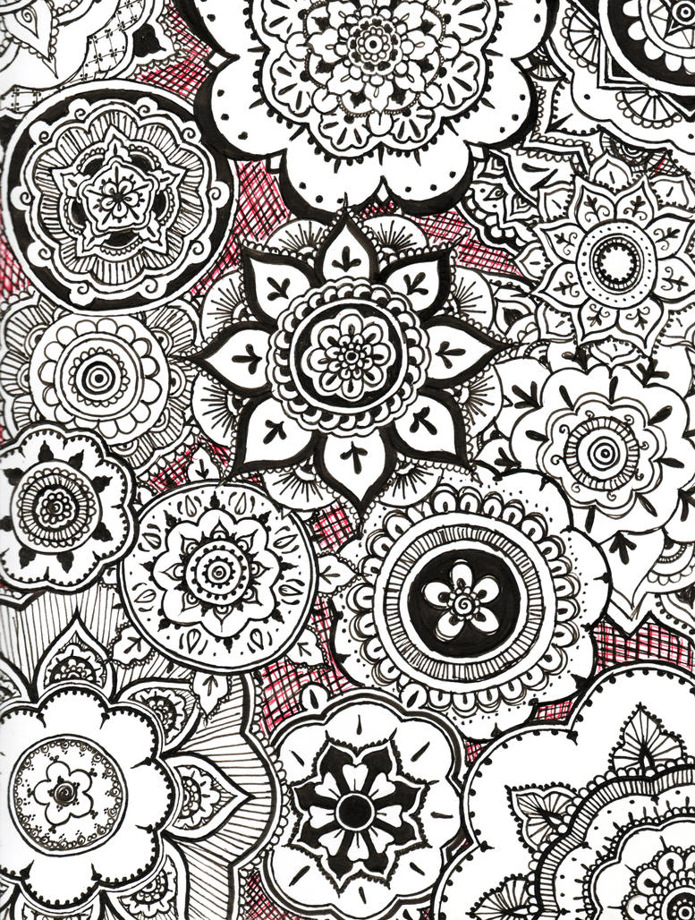 Image Result For Mehndi Henna Coloring