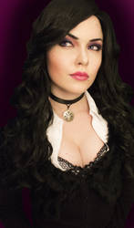 Yennefer 1 The Witcher 3: Wild Hunt