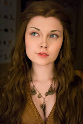 Margaery Tyrell Game of Thrones Cosplay by Sladkoslava
