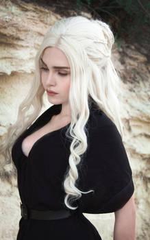 Daenerys Targaryen Game of Thrones S6 E10