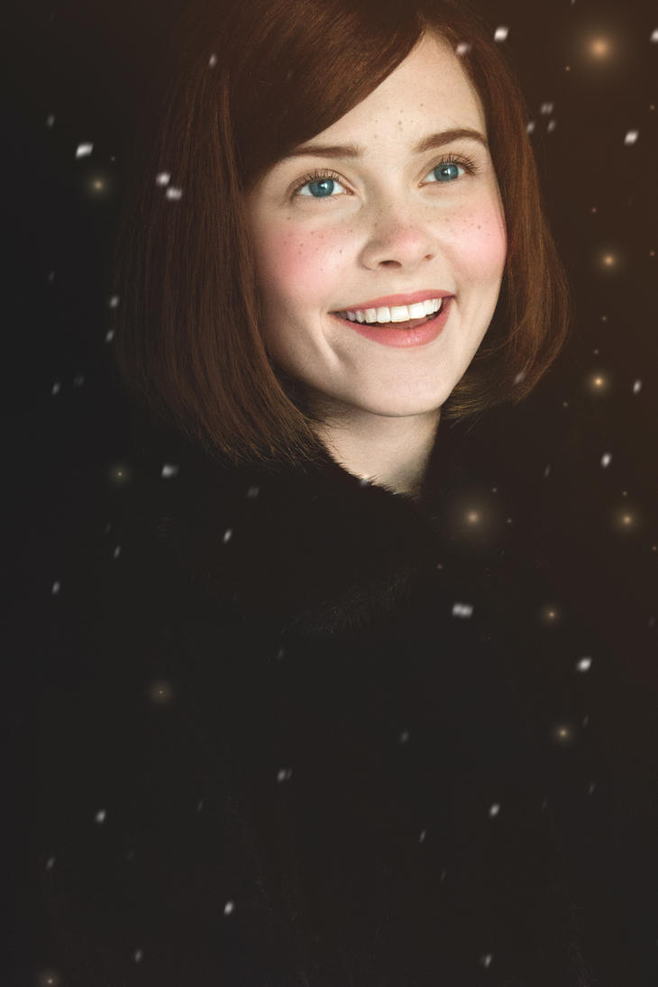 Lucy Pevensie The Chronicles of Narnia by Sladkoslava