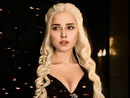 Daenerys Targaryen Game of Thrones by Sladkoslava  by Sladkoslava