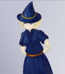 Wizard Prison Warden by HexorIcaros