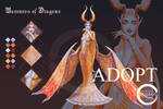 [ CLOSED ] ADOPT AUCTION - Baroness Of Dragons