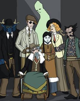 The Paranatural Persons League