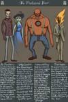 The Phantasmal Four