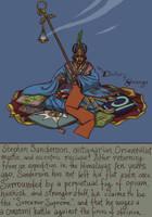 The Doctor of Strange by genesischant