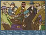 Jazz Age JLA Villains