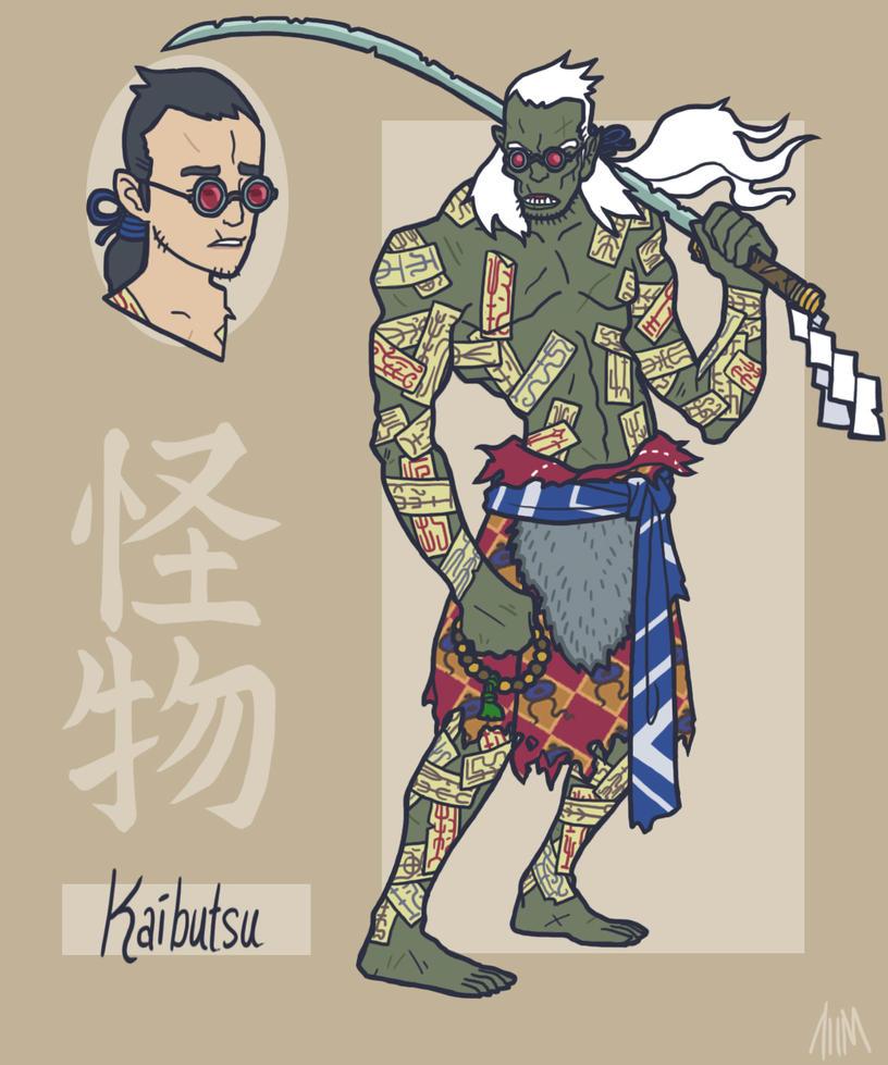 Sengoku Avengers: Hulk by genesischant