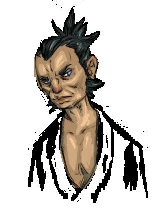 Wolverine Sketch by genesischant
