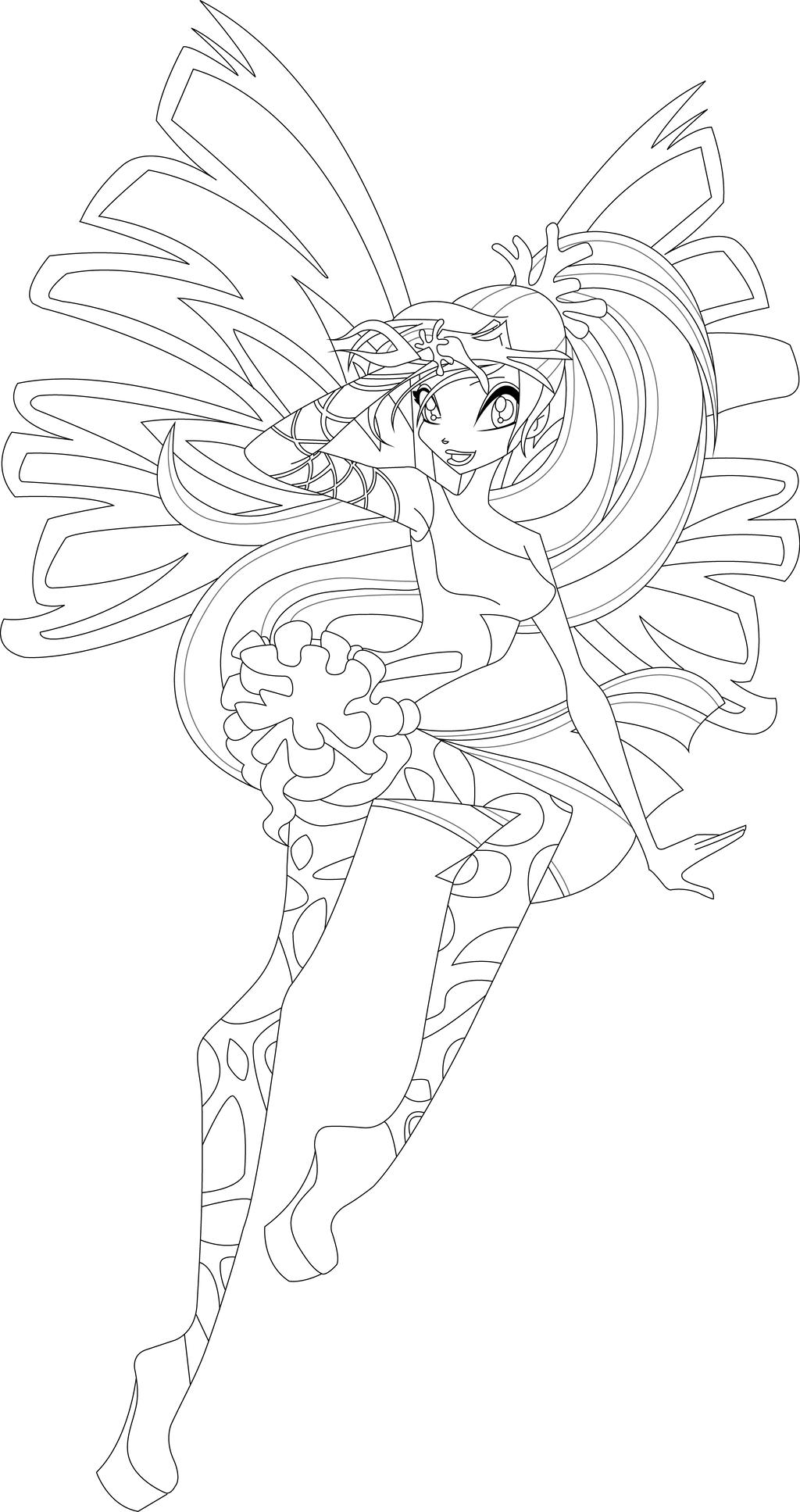 Malvorlagen Winx Sirenix My Blog