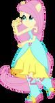 Fluttershy Dance Dress UPDATE V2