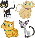MLP Cats