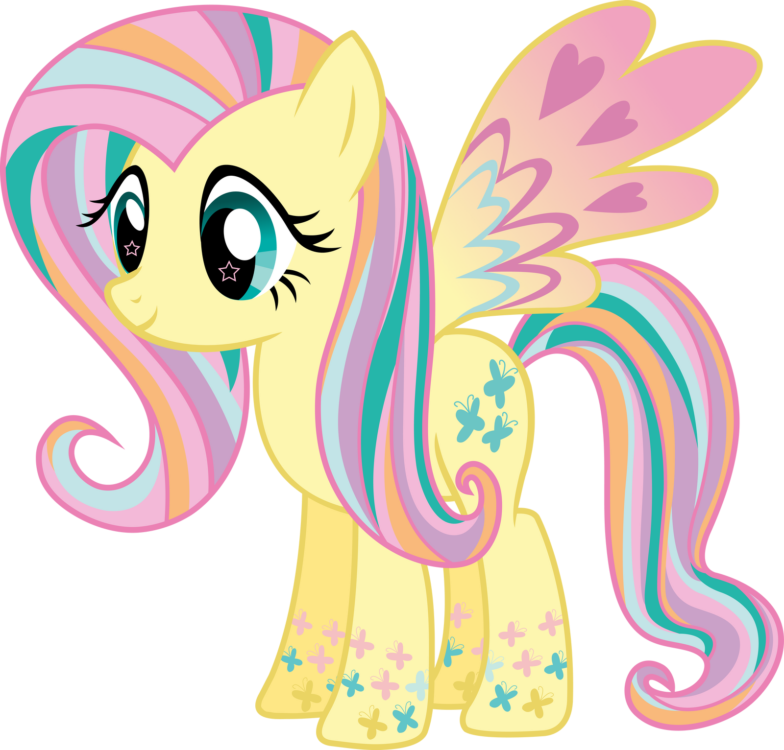 MLP: Fluttershy | Publish with Glogster!
