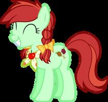 Candy Apples Vector by Sugar-Loop
