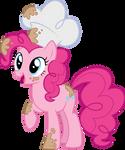 Baker Pinkie - Vector
