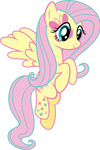 Cutie Mark Magic Fluttershy Vector