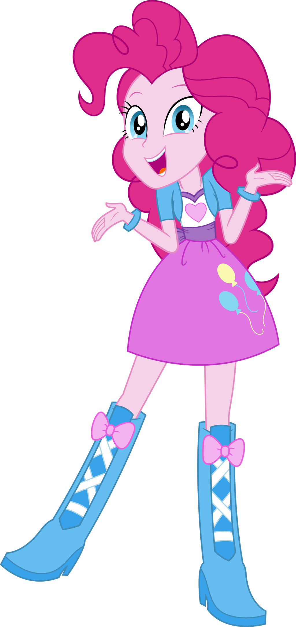 Download Pinkie Pie Clipart HQ PNG Image | FreePNGImg