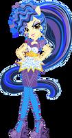 Equestria Girls Sapphire Shores Vector