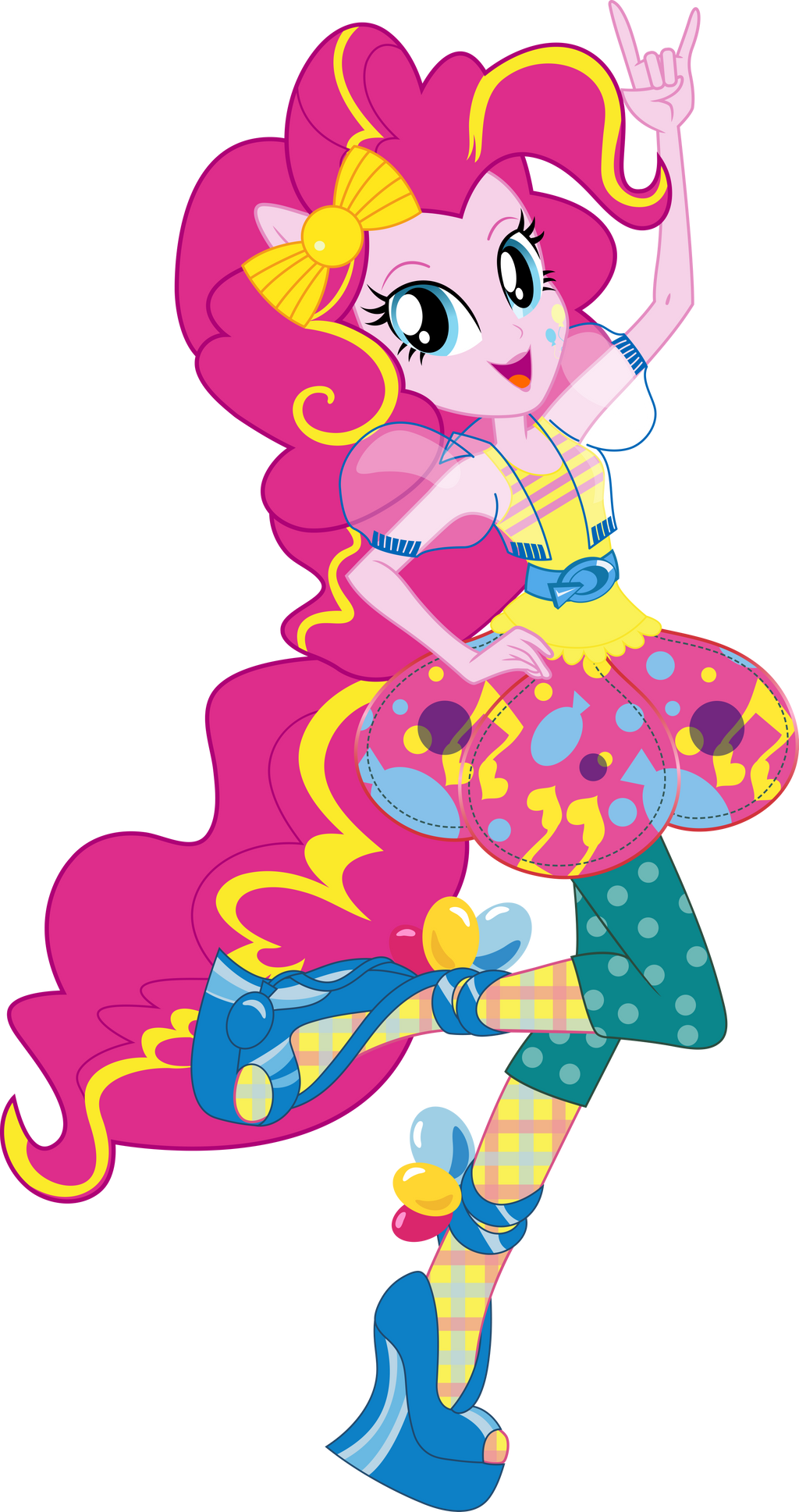 Pinkie Pie Fashion Style