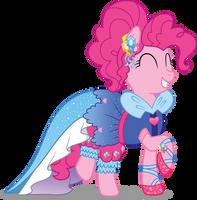 Pony Crystal Gala - Pinkie Pie by Sugar-Loop