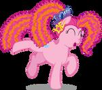 Pony Rockin' Hair - Pinkie Pie