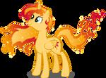 Sunset Shimmer Day: Princess Sunset